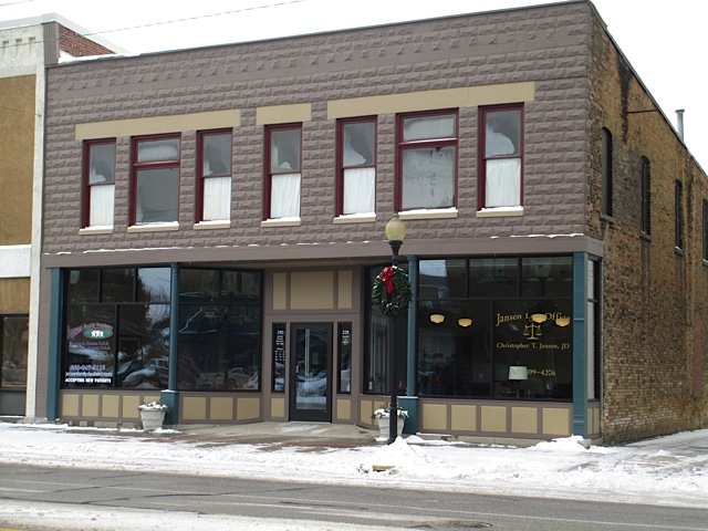 Christopher T. Jansen Law Office, Kendallville IN