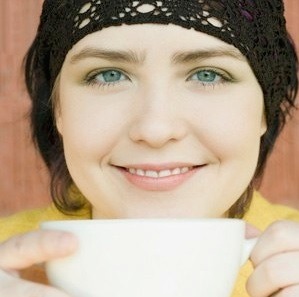 Woman Drinking Coffee (Estate Planning)